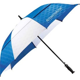 "Slazenger Champions Vented Auto Golf Umbrella (64"")"