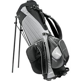 Printed Slazenger Classic Stand Golf Bag