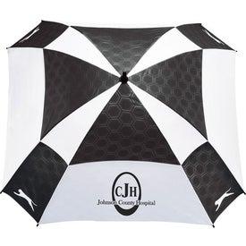 Slazenger Cube Golf Umbrella Giveaways