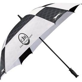 Personalized Slazenger Cube Golf Umbrella