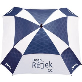 Advertising Slazenger Cube Golf Umbrella