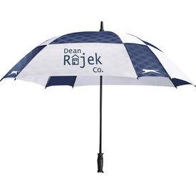 Slazenger Cube Golf Umbrella for Customization