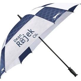 Slazenger Cube Golf Umbrella for Advertising