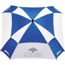 Slazenger Cube Golf Umbrella for Marketing