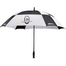 "Slazenger Cube Golf Umbrella (60"")"