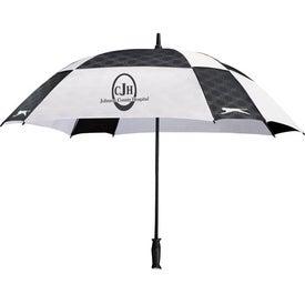 "Slazenger Cube Golf Umbrella (60"")"