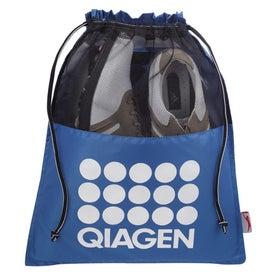 Monogrammed Slazenger Sport Shoe Bag