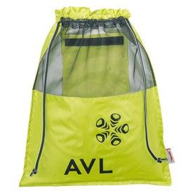 Imprinted Slazenger Sport Shoe Bag