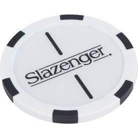 Slazenger Turf Poker Chip Ball Marker