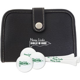 Snap Golf Gift Kit - DT Solo Printed with Your Logo