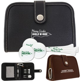 Personalized Snap Golf Gift Kit - DT Solo
