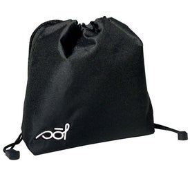 Monogrammed sol Valuables Pouch