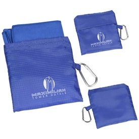 Custom Sport Microfiber Towel in Pouch
