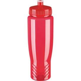 Imprinted Sports Bottle Tee Kit