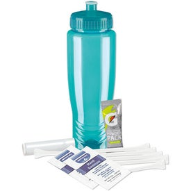 Personalized Sports Bottle Tee Kit