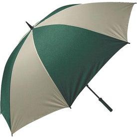 Sportsmaster Oversize Golf Umbrella for Marketing