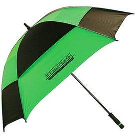 Square Golf Umbrella Imprinted with Your Logo
