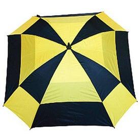 Personalized Square Golf Umbrella