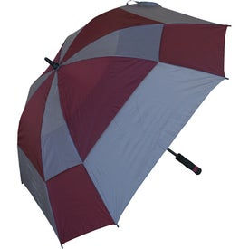 Square Golf Umbrella with Your Logo