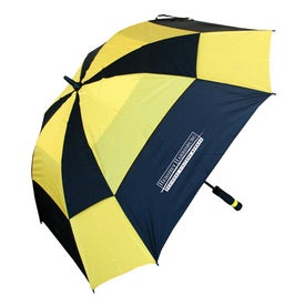 Logo Square Golf Umbrella