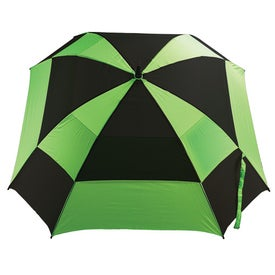 Square Golf Umbrella Branded with Your Logo
