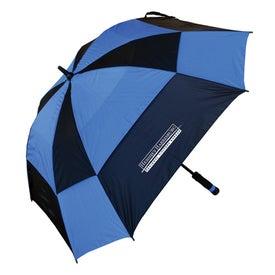 Square Golf Umbrella for Customization