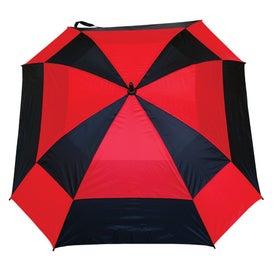 Square Golf Umbrella for your School