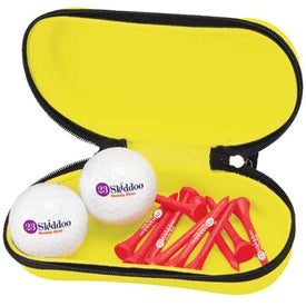 Sunglasses Case Golf Kit Branded with Your Logo