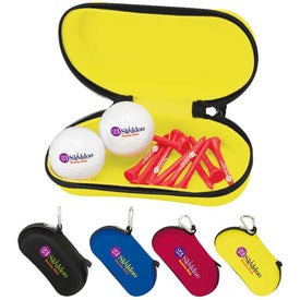 Sunglasses Case Golf Kit