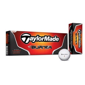 TaylorMade Burner Golf Ball
