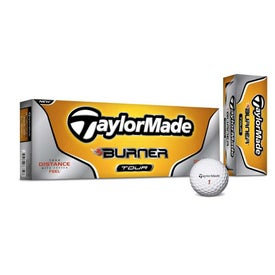 TaylorMade Burner Tour Golf Ball (Standard Service)