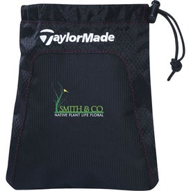 TaylorMade Performance Valuables Pouch for Marketing