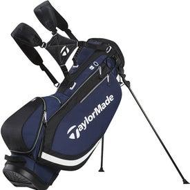 Logo TaylorMade Stratus Stand Golf Bag
