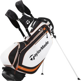 Monogrammed TaylorMade Stratus Stand Golf Bag