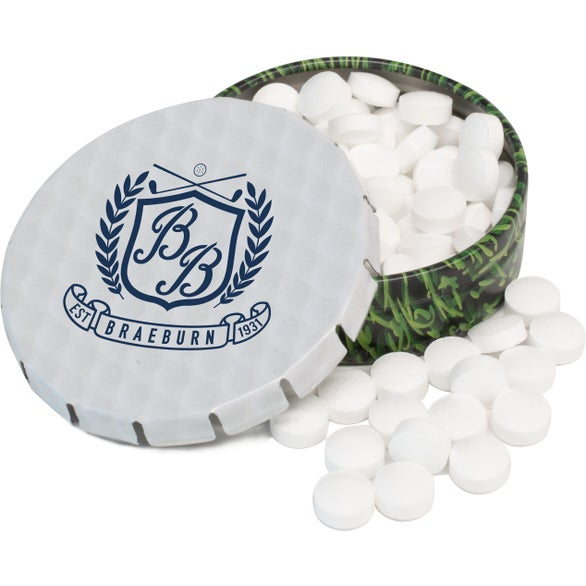 Golf Ball Print Tek Klick Golf Mint