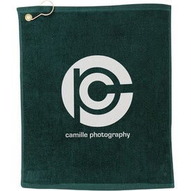 Terry Golf Towel for Your Company