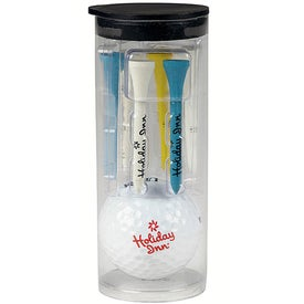 Titleist DT SoLo Par Pack with Golf Ball-N-Tee