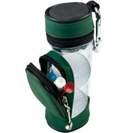 Monogrammed Titleist DT Roll Mini Golf Bag