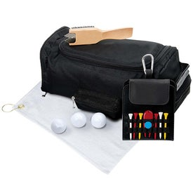 Titleist DT Roll Club House Travel Kit for Your Church