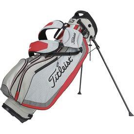Titleist Custom Ultra Lightweight Golf Bag with Your Slogan