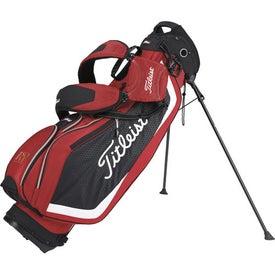 Printed Titleist Custom Ultra Lightweight Golf Bag
