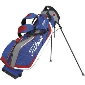 Titleist Custom Ultra Lightweight Golf Bag Branded with Your Logo
