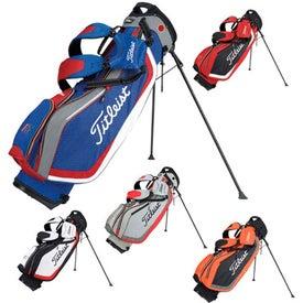 Titleist Custom Ultra Lightweight Golf Bag for Marketing