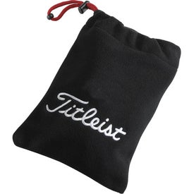 Advertising Titleist Valuable Pouch