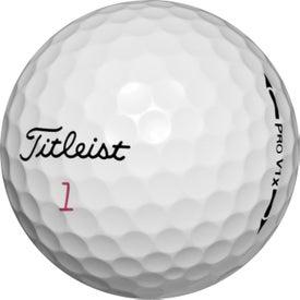 Titleist Pro V1X Golf Balls for Promotion