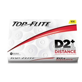 Top Flite D2 Distance Golf Ball