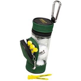 Branded Top Flite XL Distance Mini Golf Bag