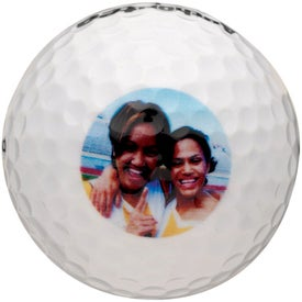 Customized Top Flite XL Distance Par Pack with 3 Balls