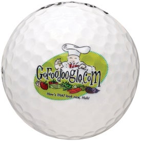 Top Flite XL Distance Par Pack with 3 Balls Imprinted with Your Logo