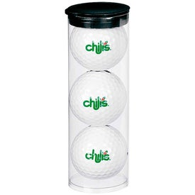 Top Flite XL Distance Par Pack with 3 Balls